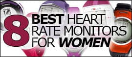 TopPost 8 Heart Rate Monitors for women