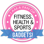 New Fitness Gadgets Fan Badge